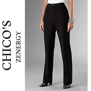 CHICO'S ZENERGY NEEMA REXY PANTS